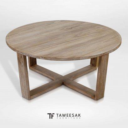 โต๊ะกลางไม้สักแท้ ST018