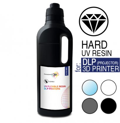 HARD UV RESIN FOR DLP PRINTERS