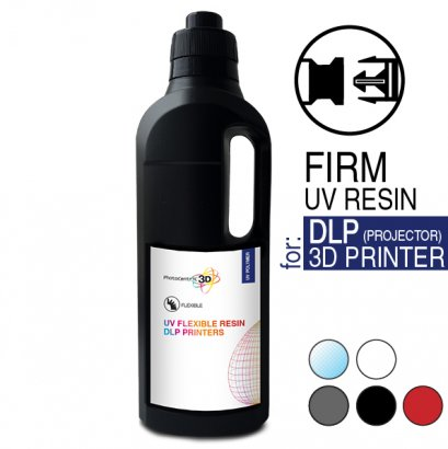 FIRM UV RESIN FOR DLP PRINTERS