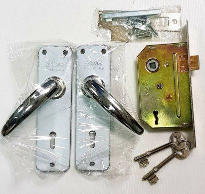 กุญแจล็อคประตูเขาควาย ROYAL
