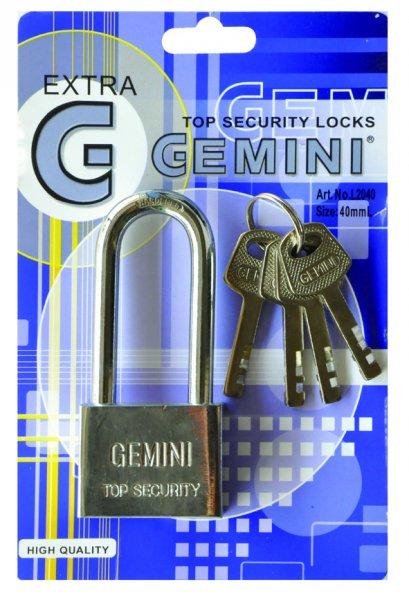 กุญแจคอยาว GEMINI