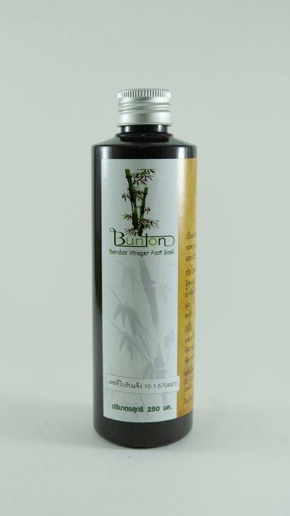 บันตัน แบมบู เวนิก้า ฟุต โซค (น้ำส้มไม่ไผ่) สำหรับแช่เท้า  Bamboo Vinegar Foot Soak