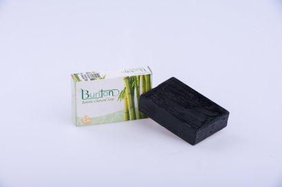 บันตัน สบู่ถ่านไม้ไผ่ Bamboo Charcoal Soap