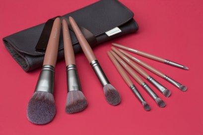 Traveler brush set - Brick (สีน้ำตาลอิฐ)