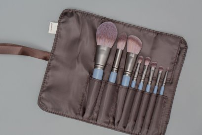 Traveler brush set - Blue (สีฟ้า)