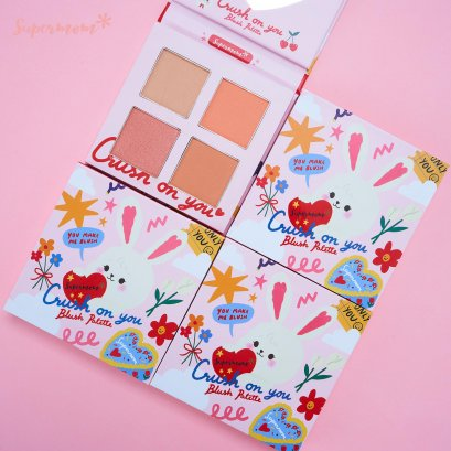 Crush On You Blush Palette