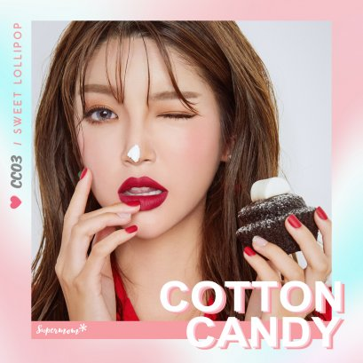 COTTON CANDY VELVET TINT CC03 Sweet Lolipop