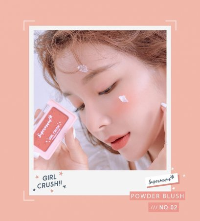 Girl Crush Powder Blush No.02