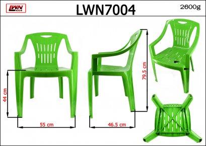 เก้าอี้เท้าแขน #LWN7004