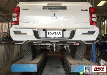 Towbar Mitsubishi Triton 2019