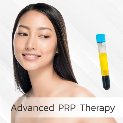 Advanced PRP Therapy ใบหน้า