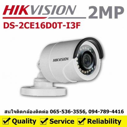 HIKVISION : DS-2CE16D0T-I3F