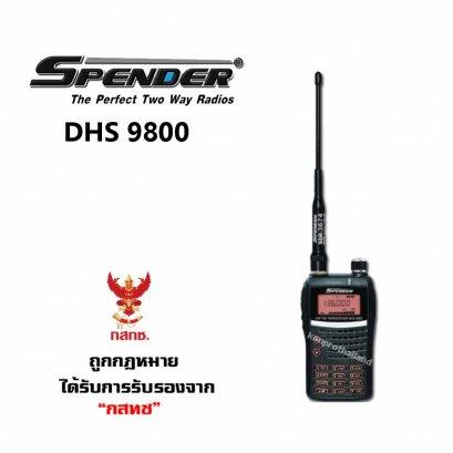 SPENDER DHS 9800