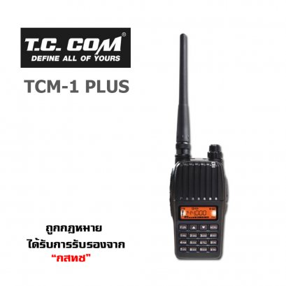 T.C. COM TCM-1 PLUS