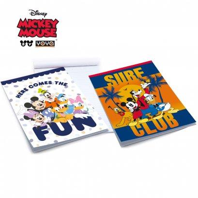 YOYA สมุดรายงาน A4 :  Mickey&Friends รุ่น DY16-202
