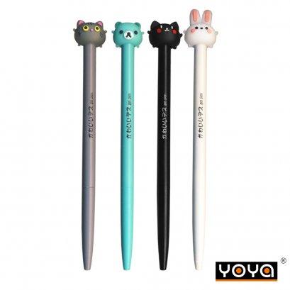 ปากกาเจล DX-1009 แพ็ค 10 ด้าม