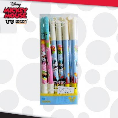 ปากกาเจล D11E12 Mickey&Friends