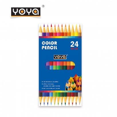 YOYA Color Pencils 36 Colors  No. 561-24