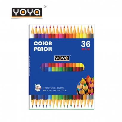 สีไม้ สองหัว 36 สี 561-36