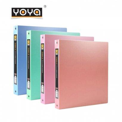 """YOYA  Rings File A4 1.5"""" :  AF3050-N 4 / Mix colors"""