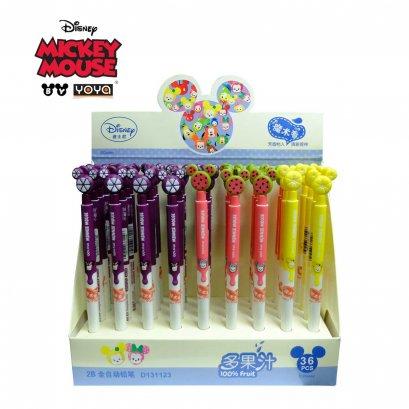 YOYA M-Pencil 2B Pack 36 : Mickey&Friends D131123