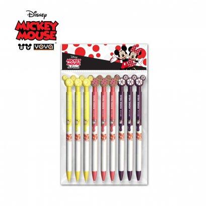 YOYA M-Pencil 2B Pack 9 : Mickey&Friends  D131123