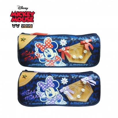 YOYA กระเป๋าดินสอ : Mickey&Friends รุ่น D666281