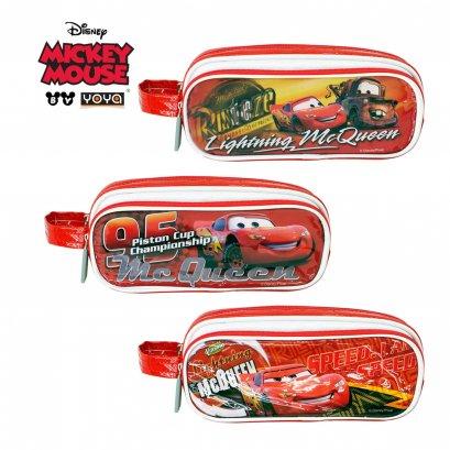 YOYA กระเป๋าดินสอ : Disney Cars รุ่น D666299