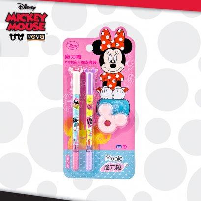 ปากกาเจลลบได้ D11E14MS  Mickey&Friends