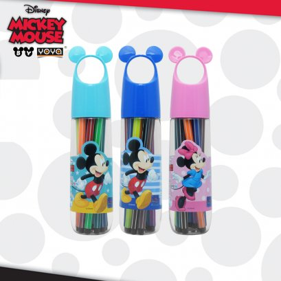 ปากกาเมจิก 12 สี D01386-12 Mickey&Friends