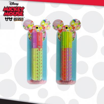 ดินสอไม้ D222815 Mickey&Friends