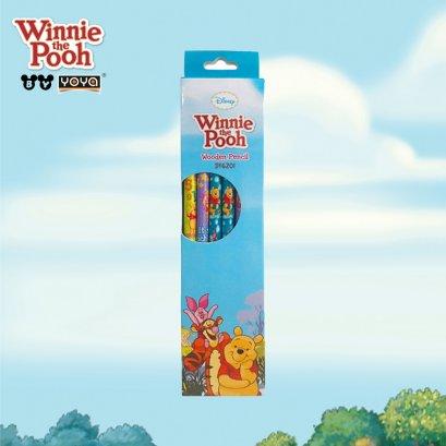 ดินสอไม้ HB DY6201 Winnie the pooh