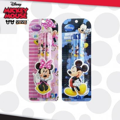 ดินสอไม้ HB DM0479-5 Mickey&Friends