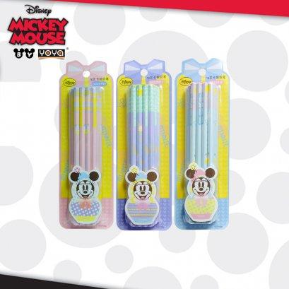 ดินสอไม้ HB D222915 Mickey&Friends