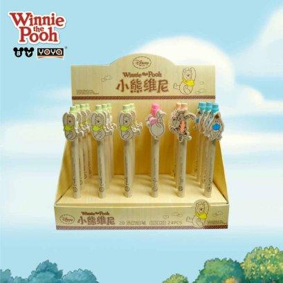 YOYA  M-Pencil 2B Pack 24 : Winnie the pooh D131120