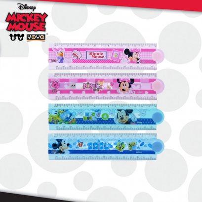 ไม้บรรทัดพับได้ DM0346-2 Mickey&Friends