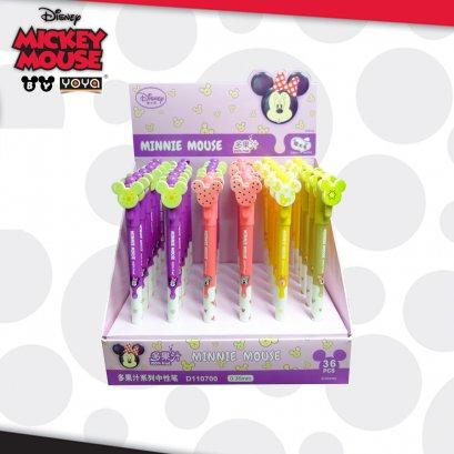 ปากกาเจล D110700  Mickey&Friends
