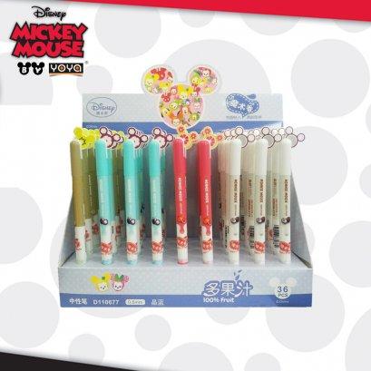 ปากกาเจล D110677 Mickey&Friends
