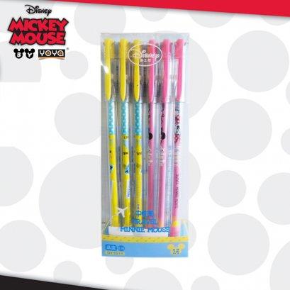 ปากกาเจล D11E11 Mickey&Friends