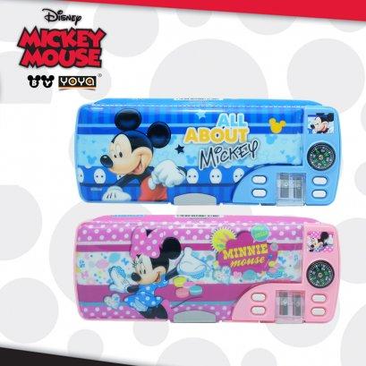 กล่องดินสอ  DM20001M Mickey&Friends