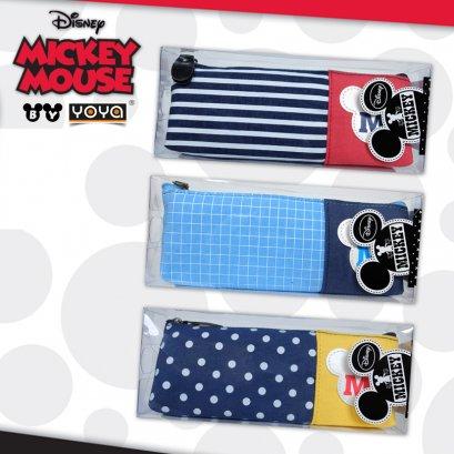 กระเป๋าดินสอ DM25160 Mickey&Friends