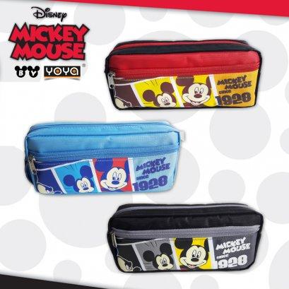กระเป๋าดินสอ DM25203 Mickey&Friends