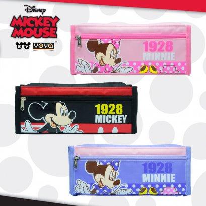 กระเป๋าดินสอ DM5618-2 Mickey&Friends
