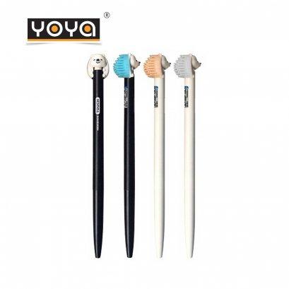 ปากกาเจล DS-079G แพ็ค 9 ด้าม