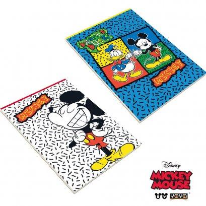 สมุดรายงาน A4 DY16-202 Mickey&Friends