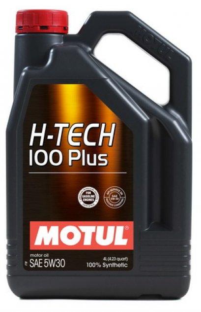 MOTUL H-TECH 100 PLUS 5W-30