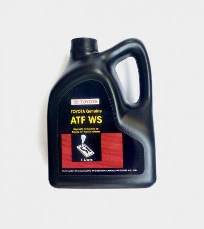 น้ำมันเกียร์ ออโต้ TOYOTA  WS