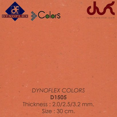 DYNOFLEX COLORS / ROLL - D1505