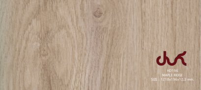 HD-196 QDM LAMINATE 12.3 mm.