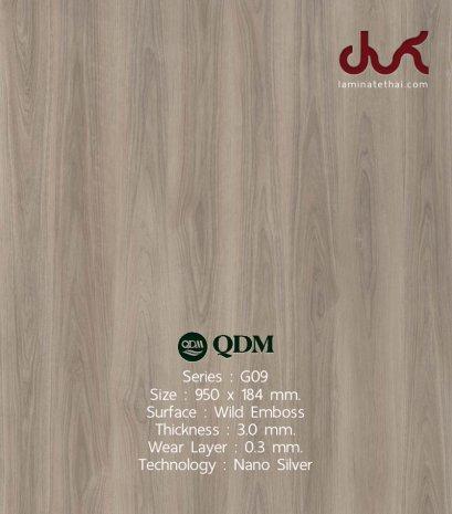 G09 QDM Woodtile 3 mm.